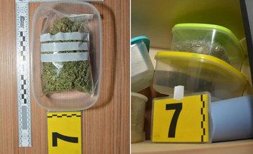 Úspešná akcia žilinskej polície zameraná na odhaľovanie drogovej trestnej činnosti 12.2.2020