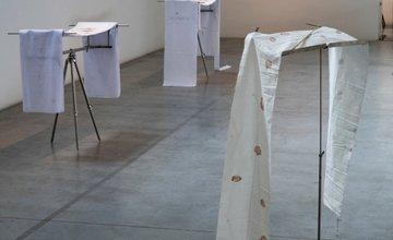 FOTO: Výstava Pohyb pamäti v Novej synagóge Žilina potrvá do 1. marca