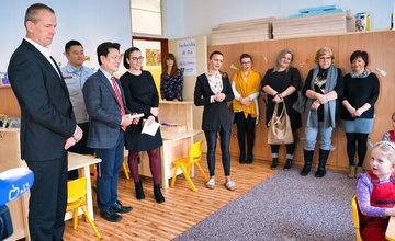 Technické kútiky v materských školách v Žiline