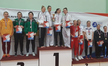 Úspechy žilinských karatistov na turnajoch v mestách Dolný Kubín, Bratislava, Trenčín a Zvolen