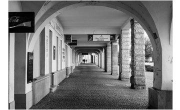 FOTO: Takmer prázdne ulice a námestie v historickom centre Žiliny