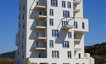 Novostavba Kamence v Kysuckom Novom Meste je tesne pred dokončením