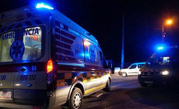 Dopravná nehoda v mestskej časti Budatín 23.4.2020