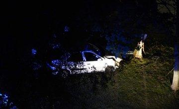 Dopravná nehoda na sídlisku Solinky 1.5.2020
