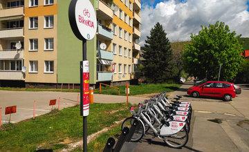 FOTO: Stanice bikesharingu v Žiline už fungujú, stojany aj bicykle dezinfikujú denne