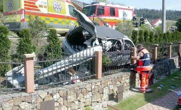Dopravná nehoda v obci Radôstka 18.5.2020