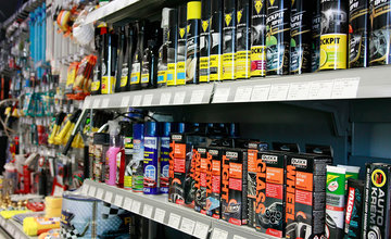 Nová predajňa Motorové oleje na Kragujevskej ulici v Žiline
