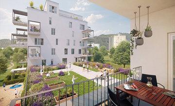 Developerský projekt Kamence v Kysuckom Novom Meste ponúkne moderné bývanie