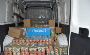 Pomoc mesta Žilina a spoločnosti Tipsport