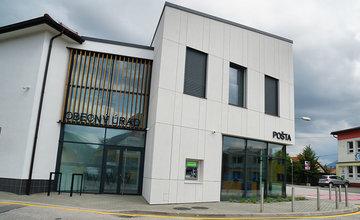 FOTO: Teplička nad Váhom má nové moderné priestory obecného úradu a pošty