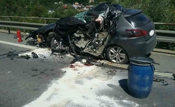Tragická dopravná nehoda na Kysuciach 1. júla 2020