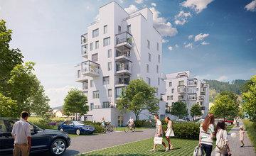 Bytové domy Kamence v Kysuckom Novom Meste sú skolaudované