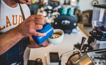FOTO: Pražiareň 9 Grams Coffee v Žiline
