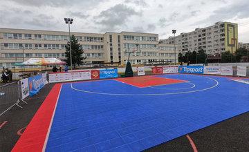 FOTO: Streetball proti rakovine 2020 v Žiline