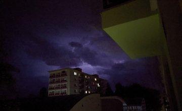 FOTO: Búrka, ktorá v utorok 28. júla zasiahla Žilinský kraj, na záberoch od čitateľov