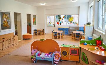 FOTO: Zrekonštruované priestory detských jaslí na Puškinovej ulici v Žiline