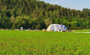 FOTO: Rajecká balónová fiesta 2020 štartovala aj pri Tepličke nad Váhom