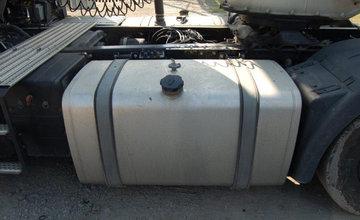 FOTO: Pokus o krádež nafty v Čadci 12.8.2020