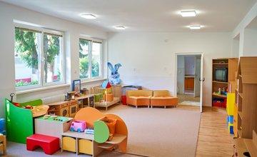 FOTO: Zrekonštruované materské školy v Žiline