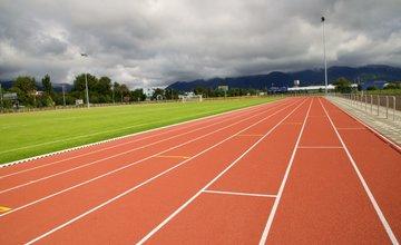 FOTO: Nový atletický štadión v Martine