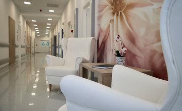 FOTO: Nové gynekologicko-pôrodnícke oddelenie v Hornooravskej nemocnici s poliklinikou v Trstenej