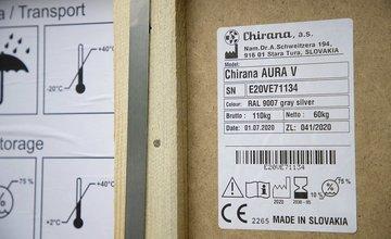 FOTO: Odovzdanie ventilátorov Chirana v Žilinskom kraji
