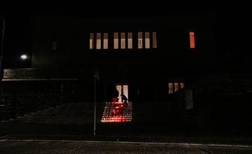 FOTO: Spomienka na Nežnú revolúcie a vyjadrenie súcitov s Bielorusmi