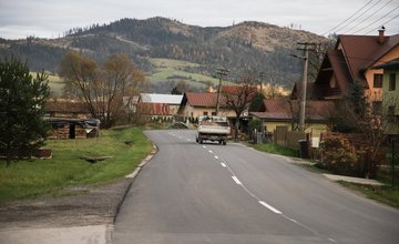 FOTO: Medzi obcami Klubina a Stará Bystrica zrekonštruovali viac než 4 kilometre cesty