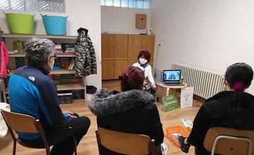 FOTO: Školenie k separovaniu na Bratislavskej