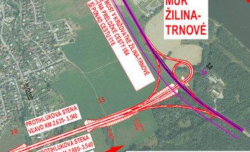 FOTO: Slovenská správa ciest si dala vypracovať štúdie realizovateľnosti nových ciest v Žiline