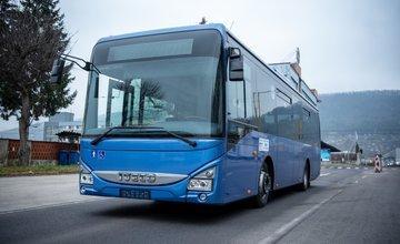 FOTO: SAD Žilina nasadila 30 nových autobusov do prímestskej dopravy v Žilinskom kraji