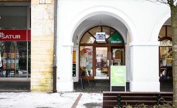 FOTO: Buchta Klemi na Mariánskom námestí v Žiline ponúka ručne robené parené buchty