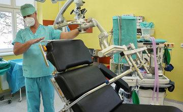 FOTO: Modernizácia šiestich operačných sál v žilinskej nemocnici