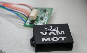 FOTO: Montáž nového systému na zabezpečenie motoriek VAM MOT