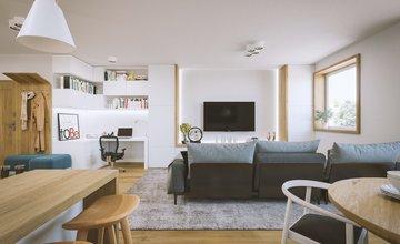FOTO: Bytový dom Pri Rybníku