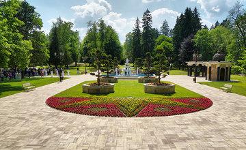 FOTO: Otvorenie letnej kúpeľnej sezóny a nového parku v Rajeckých Tepliciach