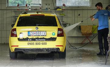FOTO: Nová žilinská autoumyváreň CarWash Fantasia