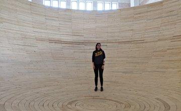 FOTO: Sphéra v Novej synagóge je už prístupná verejnosti