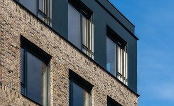 FOTO: Nová kancelárska budova Hollého 6 v centre Žiliny