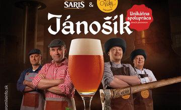 FOTO: Krst a uvedenie limitovanej edície piva Jánošík