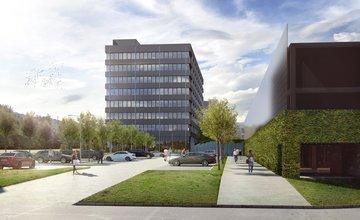 FOTO: Vizualizácie výstavby Obchodná 1 na Vlčincoch v Žiline
