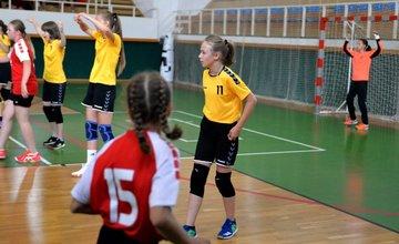 FOTO: Víkendový turnaj hádzaná v Žiline