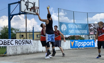 FOTO: Streetball proti rakovine v Žiline