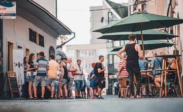FOTO: WineFest 2020 v Žiline