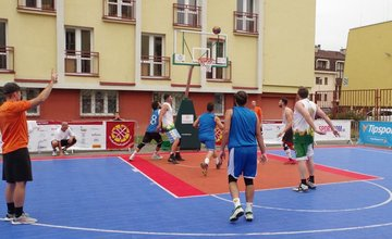 FOTO: Streetball proti rakovine 2021 v Žiline