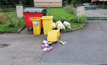 FOTO: Diviaky z Hájika spôsobujú neporiadok čoraz častejšie aj v mestskej časti Bánová