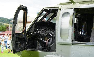 FOTO: Ukážka leteckej techniky po skončení natáčania amerického seriálu na Slovensku