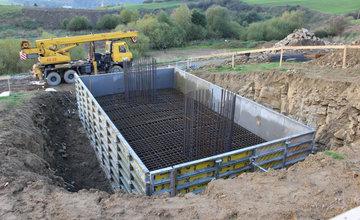 FOTO: Výstavba nového obchvatu Tvrdošína napreduje, dokončený má byť v roku 2023