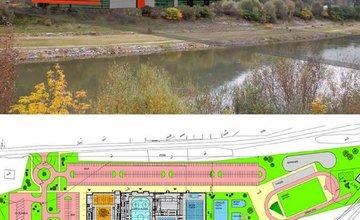 Areál žilinského športu - vizualizácie