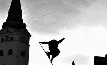 Fotoreport: BIG JUMP EXHIBITION 2014